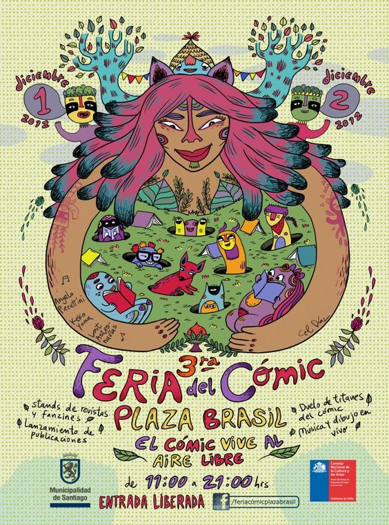 Feria del Cómic Santiago de Chile
