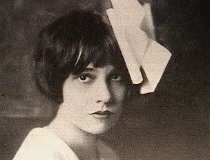 Anita Loos, early film writer and author of Gentlemen Prefer Blondes.