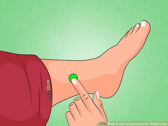 Image titled Use Acupressure for Weight Loss Step 3