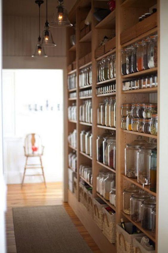 18 Kitchen Organization Tips: Buy in Bulk