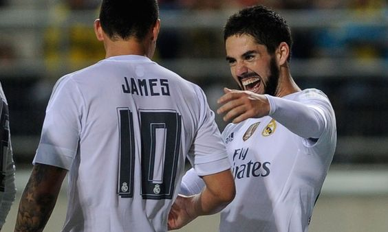 Fenerbahce in talks with Real Madrid for Isco Alarcon