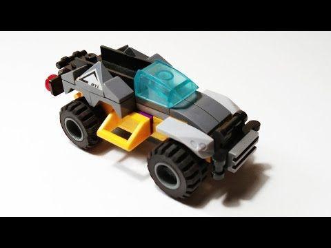 Cara Membuat Lego Mobil Mini Youtube Di 2021 Seni Origami