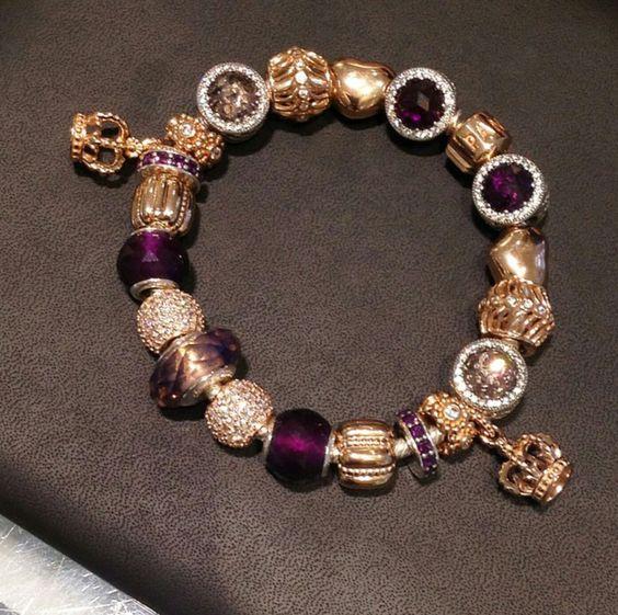 My rose bracelet