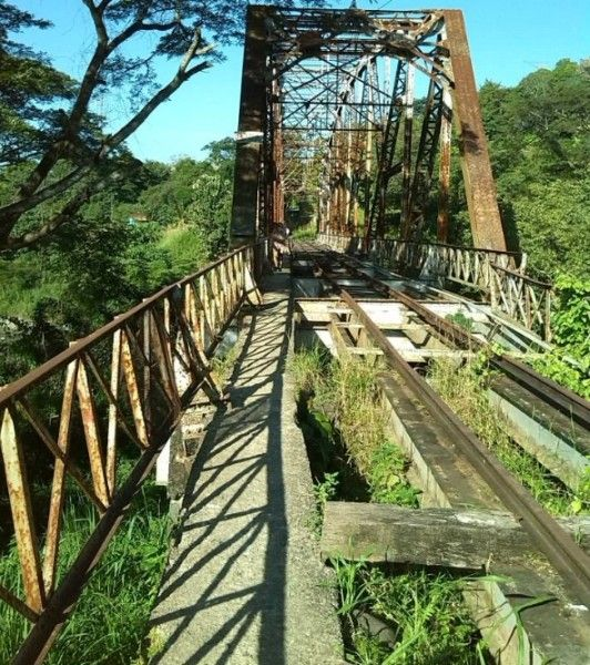 Book Of Like: Abandoned Bridge in New Castle PA