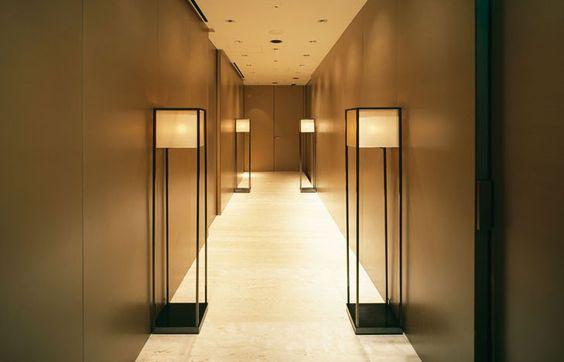 And on pinterest for Armani hotel dubai interior design