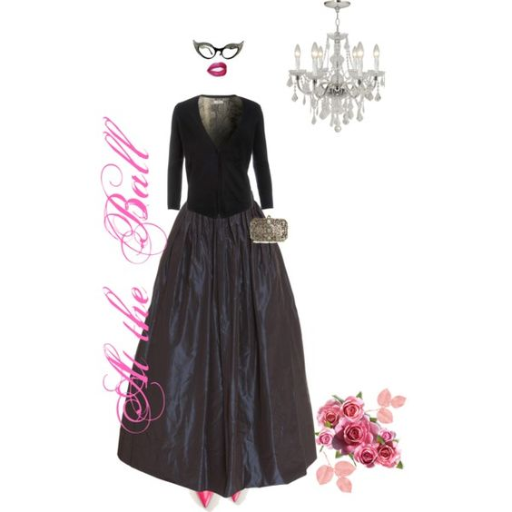 """""""At the Ball"""" by margaret-osmond-woods on Polyvore"""