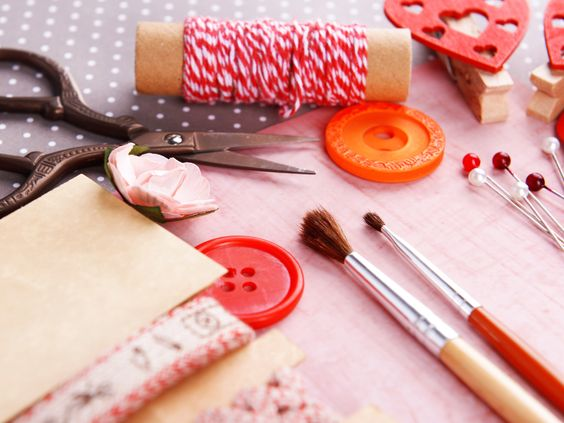 The 14 Best Places to Buy Craft Supplies Online  | Photo by: Shutterstock | TheKnot.com: