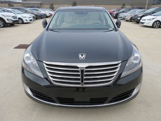 Check out our great deals on the stunning new 2015 #Hyundai #Equus at Hyundai of #Metairie. http://ow.ly/JPLFC   #HyundaiofMetairie #Louisiana #2015HyundaiEquus