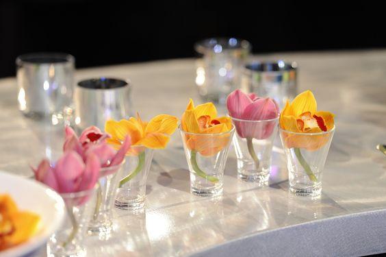 Easy floral vases