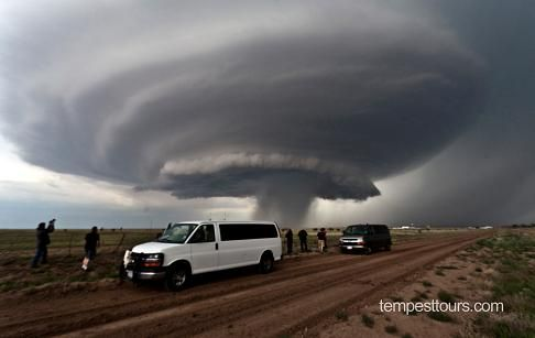 Storm Chasing Expeditions by Tempest Tours