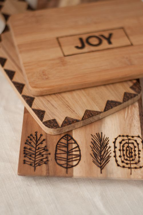 Design Chopping Boards And Wood Burning On Pinterest