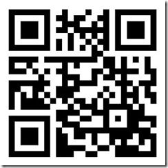 Scan it with your smart phone and this takes you to the PennywiseArts website!  Ü