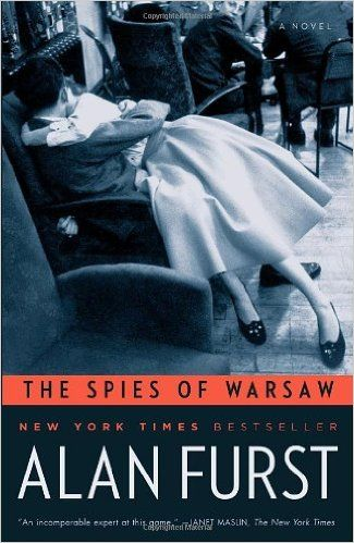 Amazon.com: The Spies of Warsaw: A Novel (9780812977370): Alan Furst: Books