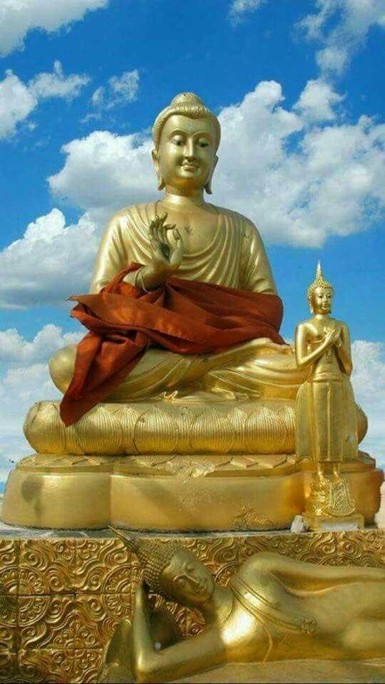 BUDDHA~GOLDEN BUDDHA