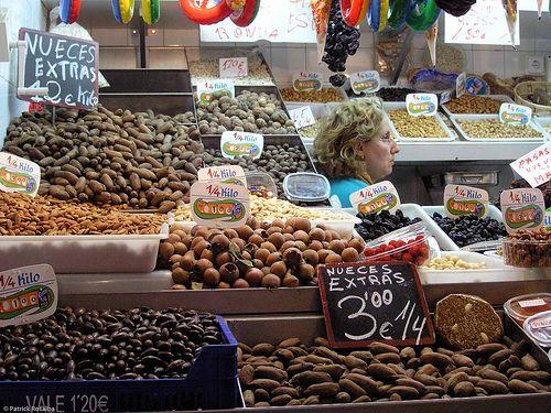 Mercado Central de Atarazanas - Málaga. ES