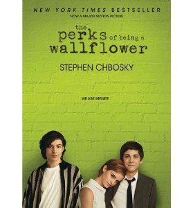THE PERKS OF BEING A WALLFLOWER MEDIA TIE-IN BY Chbosky, Stephen AUTHOR Aug-14-2012 Paperback: Amazon.de: Stephen Chbosky: Bücher