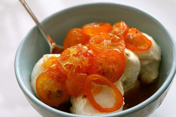 Kumquat Sauce | For After Dinner | Pinterest | Sauces and Html