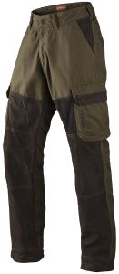 Ultimate Trousers Heavy Canvas and Suede Front Panels (5 year Guarantee) By Harkila
