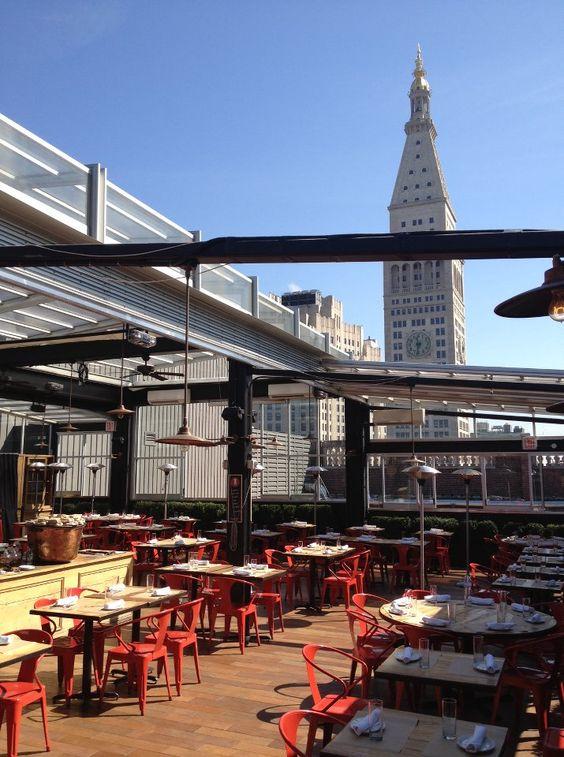 Birreria At Eataly à New York, NY | NEW YORK CITY | Pinterest | Rooftop And  City
