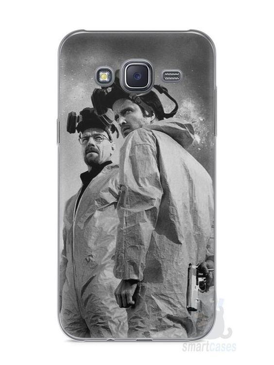 Capa Capinha Samsung J5 Breaking Bad #9 - SmartCases - Acessórios para celulares e tablets :)