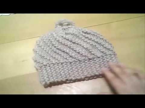 بطريقة سهلة وفى وقت قصيرة اشتغلى ايس كاب تريكو رائع Knitting Hat Crochet Hats Knitting Knitted Hats