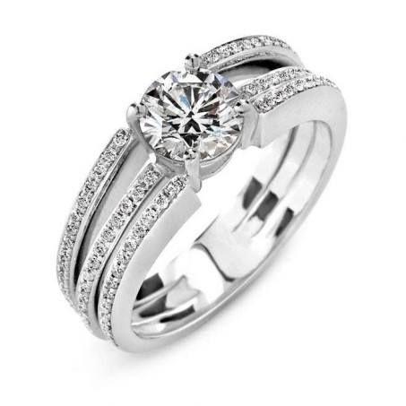 Bague de Fiancailles / Engagement Ring