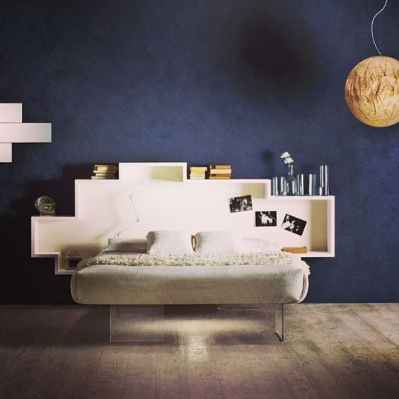 AIR_Bed #air #airbed #bed #bedroom #lago #design #lagodesign #blue #white #relax #furniture #color #colour #architecture #interiordesign #ho...