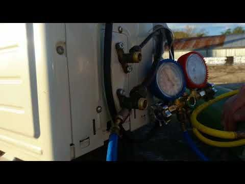 Como Presurizar Un Aire Acondicionado Acondicionado Aire Acondicionado Refrigeracion Y Aire Acondicionado