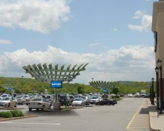 Inovative attractive Solar Parking Lot Canopy - Solar Media Station | Parking Garages | Pinterest | Solar and Architects : parking lot canopy - memphite.com