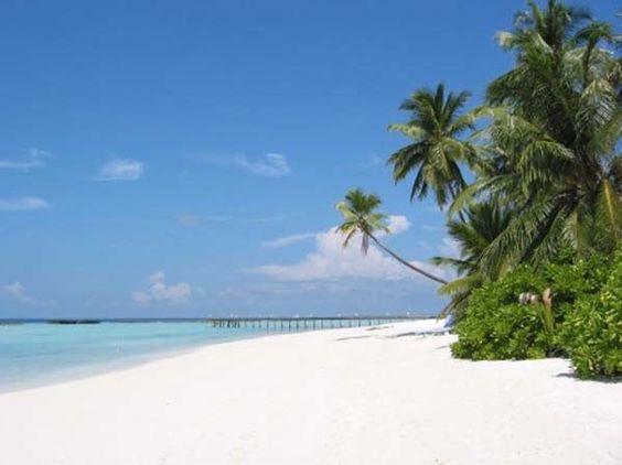 Friday greetings from Angaga Island Resort and Spa #Maldives http://maldivesholidayoffers.com/resorts/53