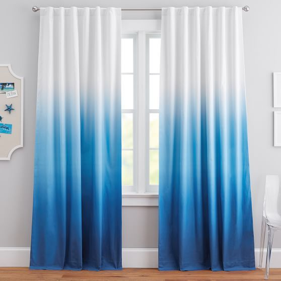 Ombre Blackout Curtain Cool Curtains Curtains Blackout Curtains