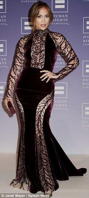 Jennifer Lopez (J -LO) Fashion