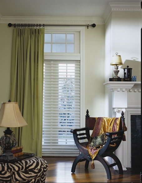 Curtains Ideas curtain placement : love the high curtain placement to cover the transom window | This ...