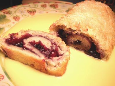 Oh Jam Roly Poly - I do love you so much. You definitely make it in my top 5.