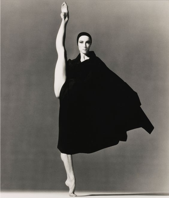 Richard Avedon 'SYLVIE GUILLEM'