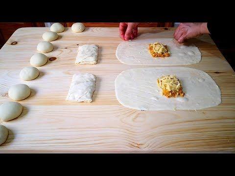 أسهل وألذ فطائر مورقة في الفرن بطريقة سهلة ومبسطة لوجبة الفطور Youtube Food Cheese Camembert Cheese