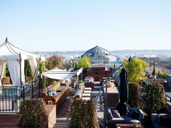 Spas with a view bordeaux france spas and bordeaux - Les bains de lea bordeaux ...