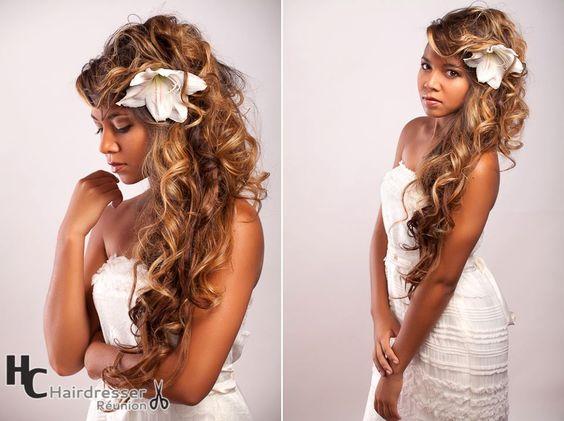 Hair And makeup : HC HAIRDRESSER / HELENE CLEMENT #hair #wedding