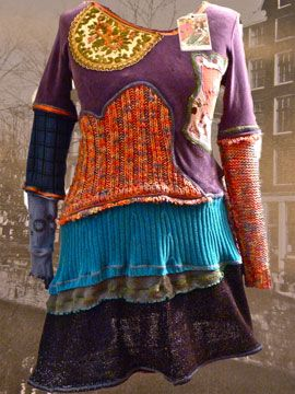 Lodicha art to dress