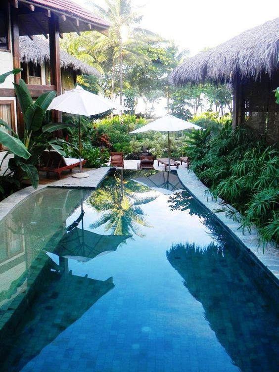 Pranamar Oceanfront Villas and Yoga Retreat at Playa Santa Teresa, Costa Rica:
