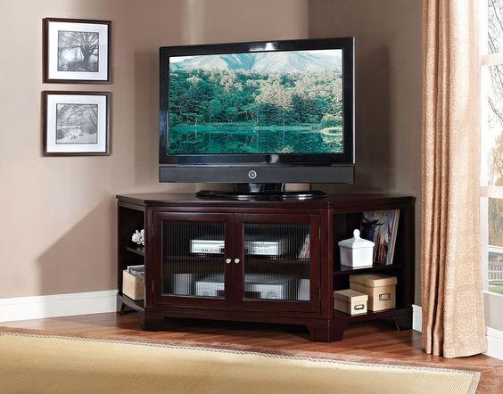 Namir Espresso Corner TV stand 91057