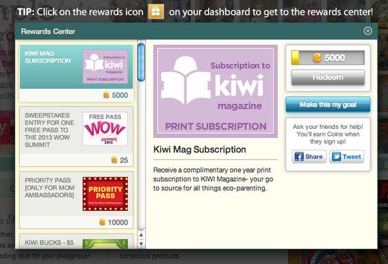 Rewards-center