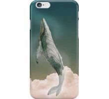 Baleen whale iPhone Case/Skin