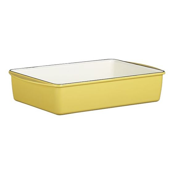 Who wants to buy this for me?  Everyone should have a good quality cast iron lasagna dish