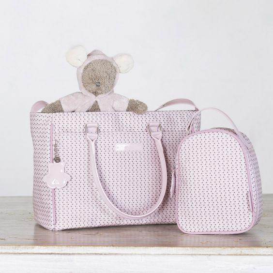 La pochette isotherme Sophie de la marque Pasito a pasito permet de transporter et conserver le repas du bébé pendant 4 heures au chaud ou au froid.