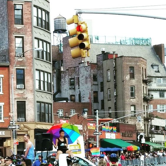 #pride #nycstyle