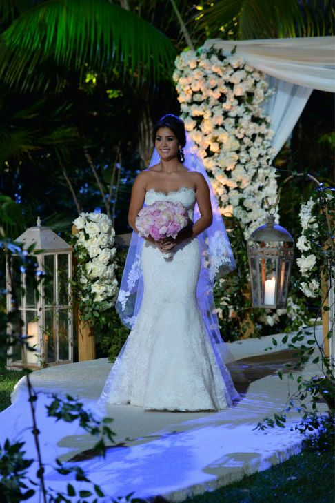 The Bachelor Wedding Photos: Sean Lowe and Catherine Giudici Say 'I Do' (pictures)