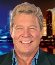 Terry Burhans -- Former WKYC 3, Cleveland, Ohio Weather Forecaster