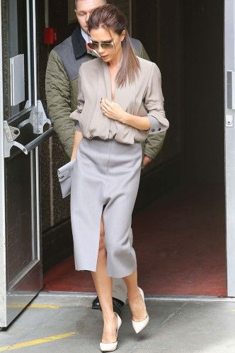 Victoria Beckham (© Rex Features)