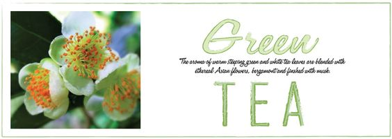 the aroma of ethereal asian flowers, bergamont, green and white tea leaves